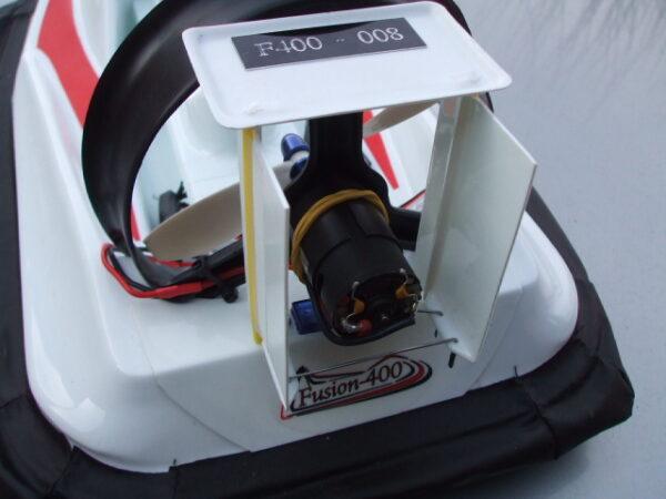 Fusion rudder