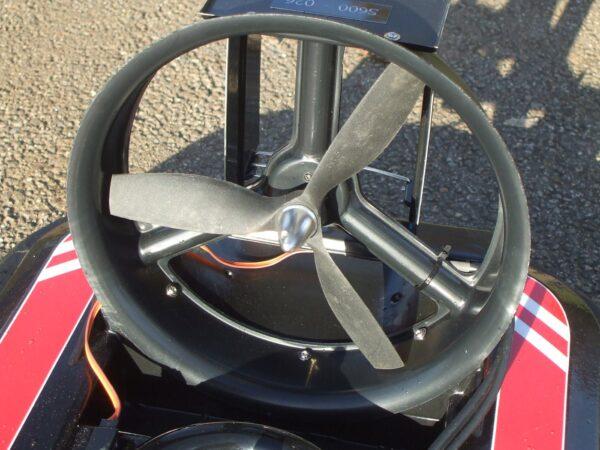 Sirius-600 thrust motor