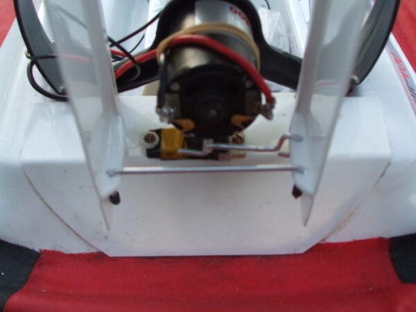 conn arm rudder
